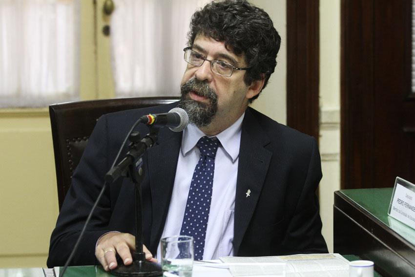 Ricardo Vieiralves - Reitor UERJ (2007 - 2015)